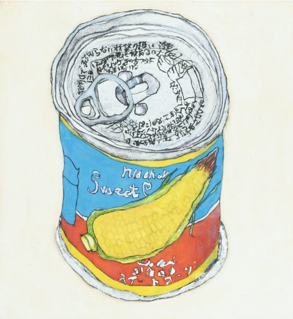 缶詰 コーン